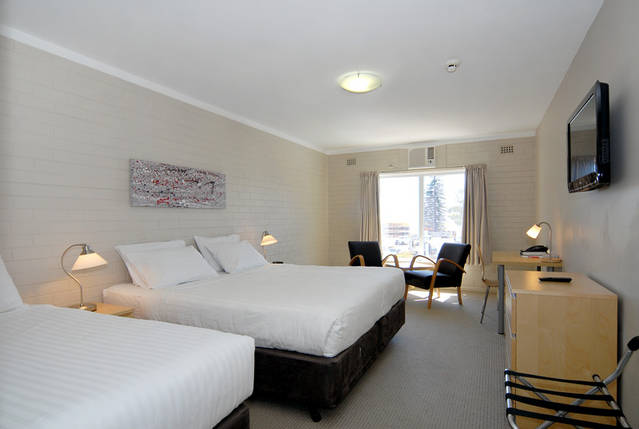 The Murray Hotel - Accommodation Australia