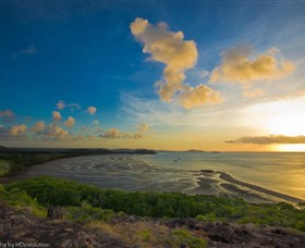 Cape York Camping Punsand Bay - Accommodation Australia
