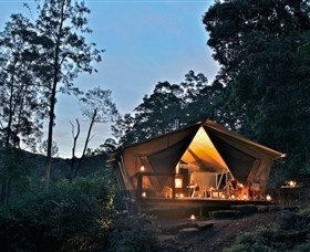 nightfall wilderness camp - Accommodation Australia