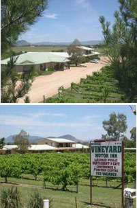 Mudgee Vineyard Motor Inn - Accommodation Australia
