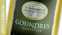 Goundrey Wines - Accommodation Australia