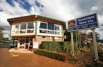 Best Western Wanderlight Motor Inn - Accommodation Australia