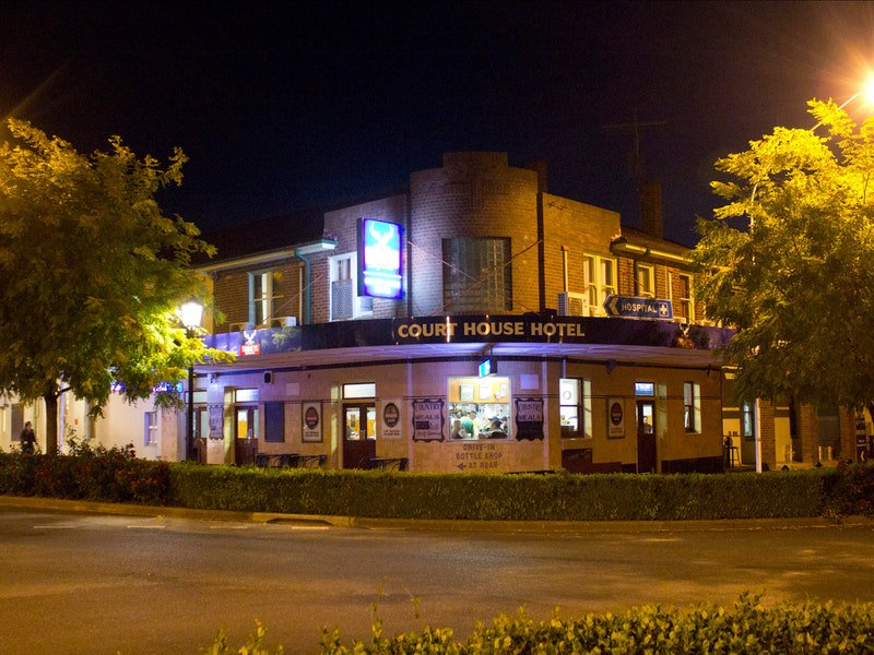Courthouse Hotel Boorowa - Accommodation Australia