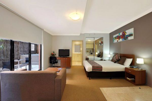 APX Apartments Darling Harbour - Accommodation Australia