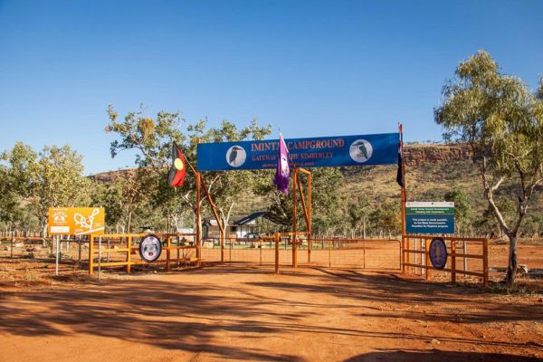 Imintji Campground And Art Centre - Accommodation Australia
