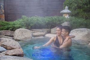 Japanese Mountain Retreat Mineral Springs  Spa - Accommodation Australia
