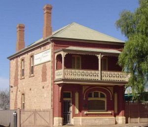 Savings Bank of South Australia - Old Quorn Branch - Accommodation Australia