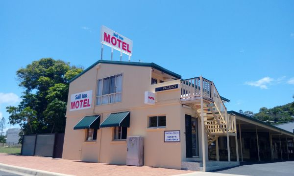Sail Inn - Yeppoon - Accommodation Australia