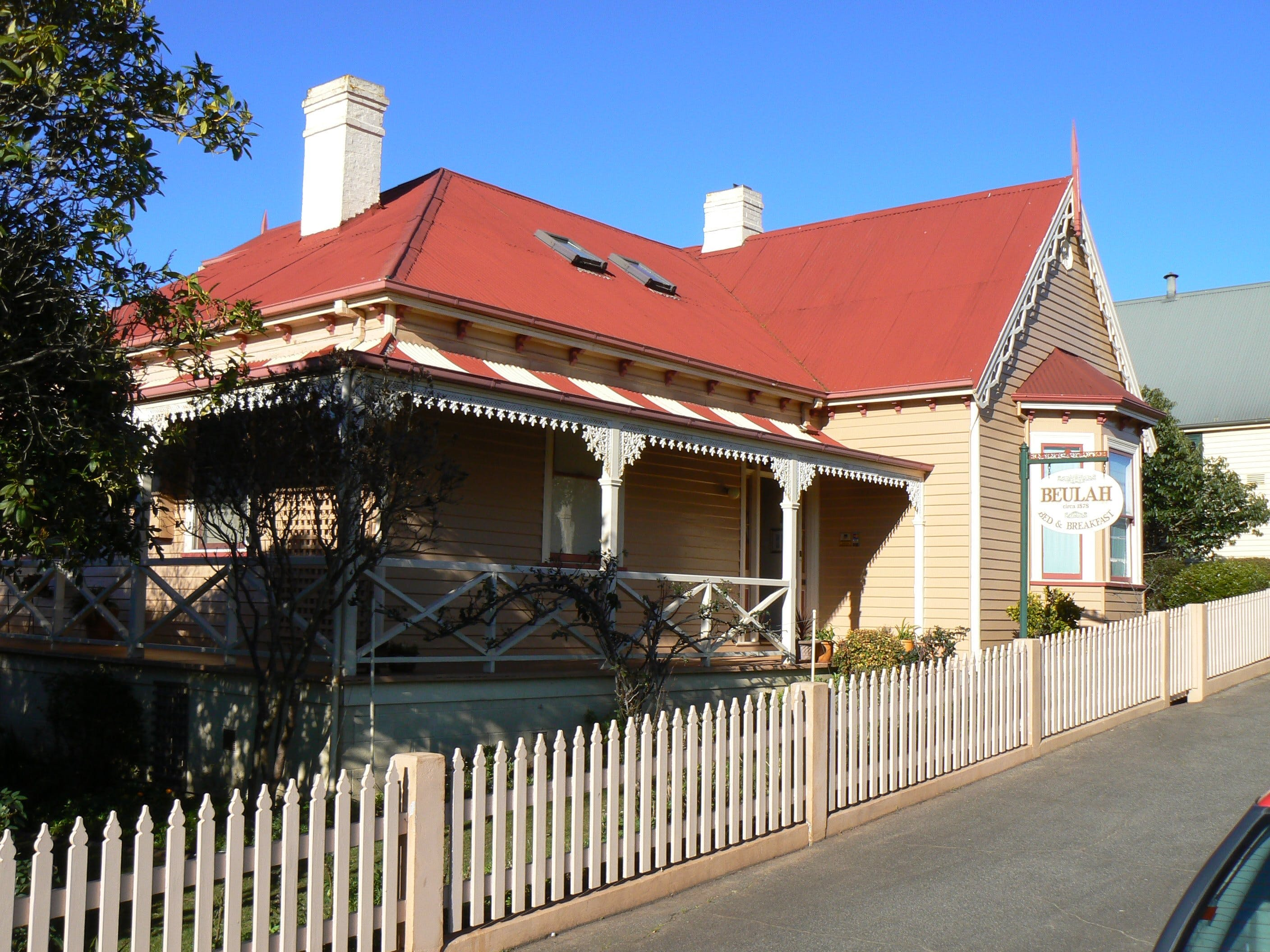 Beulah Heritage Accommodation - Accommodation Australia
