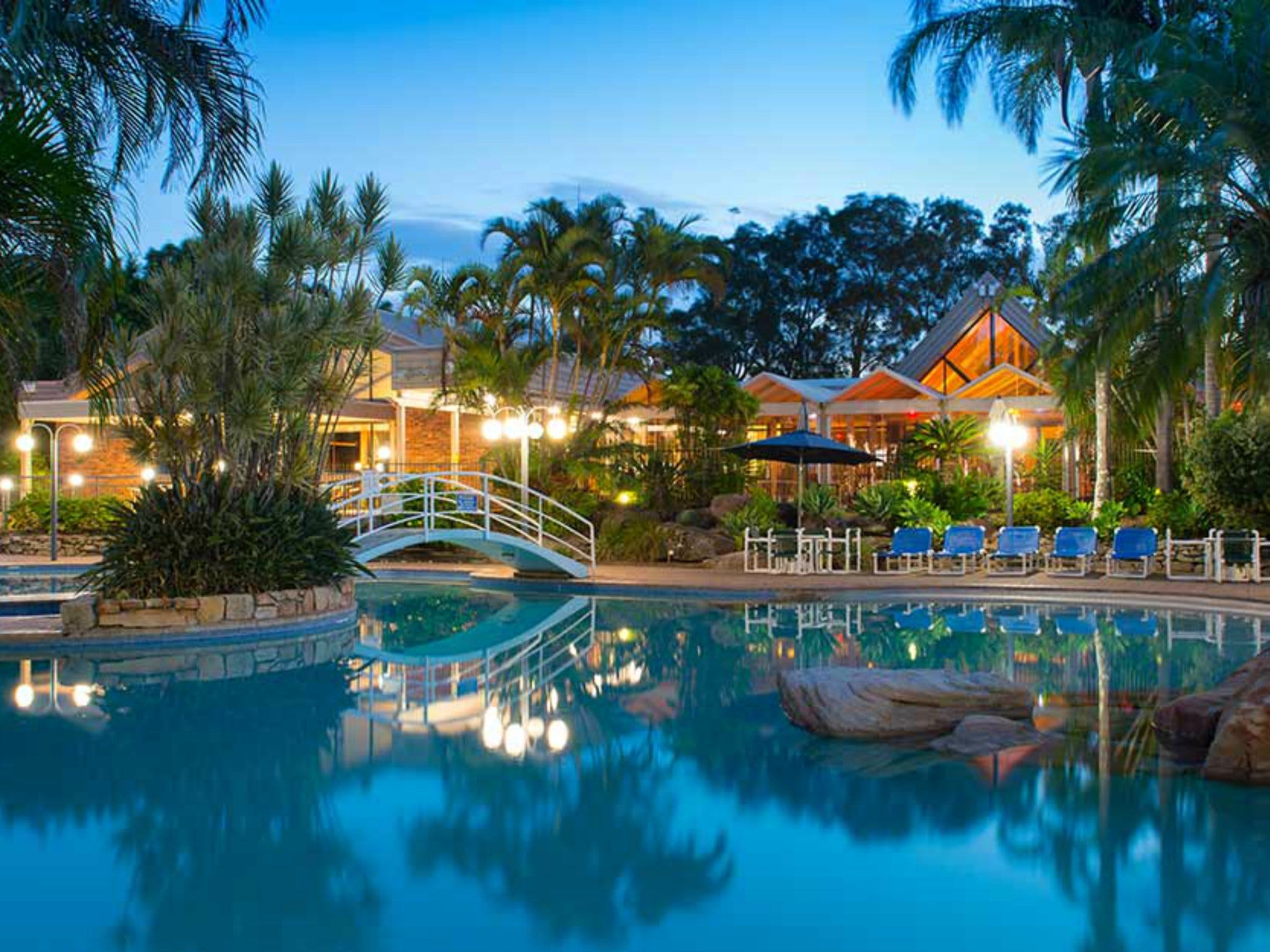 Boambee Bay Resort - Accommodation Australia