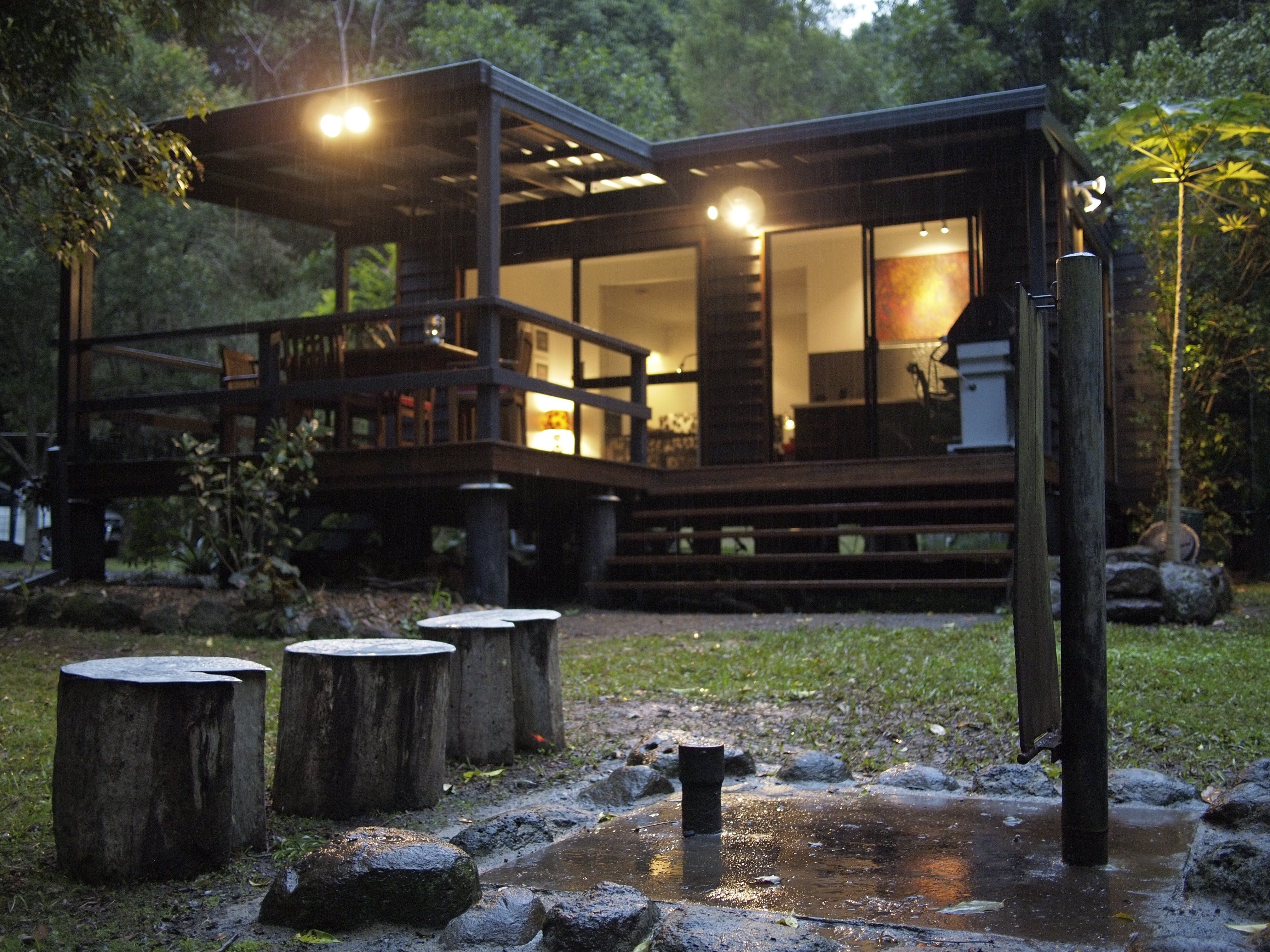 Wongari Eco Retreat - Accommodation Australia