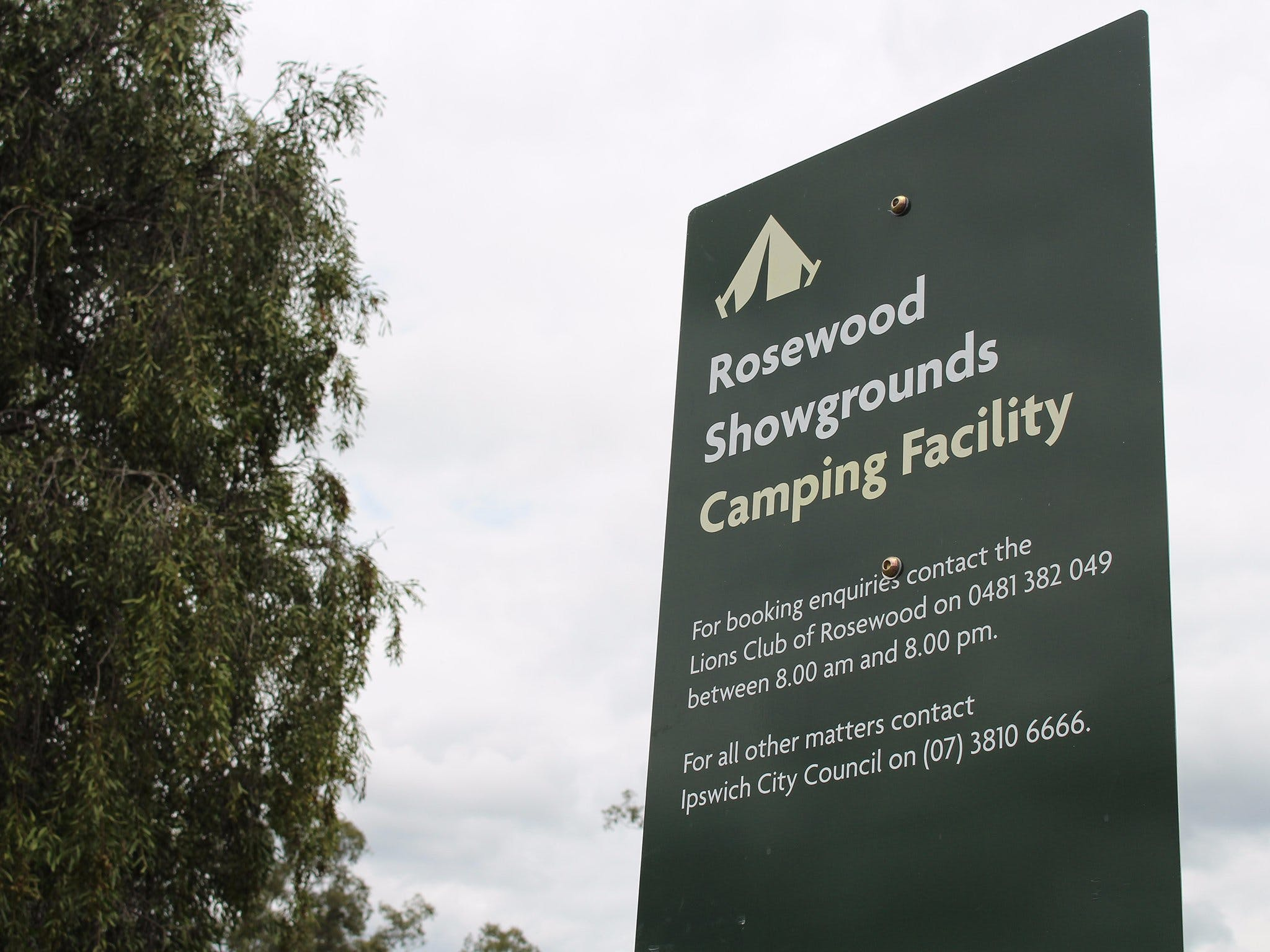 Rosewood Showgrounds Camping Facility - Accommodation Australia