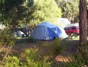 Aroundtu-It Eco Caravan Park - Accommodation Australia