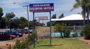 Coolgardie Motel - Accommodation Australia