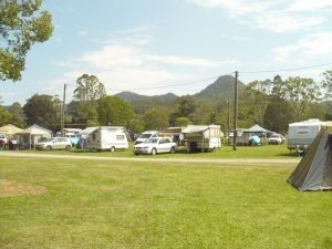 Mullumbimby Showground Camping Ground - Accommodation Australia