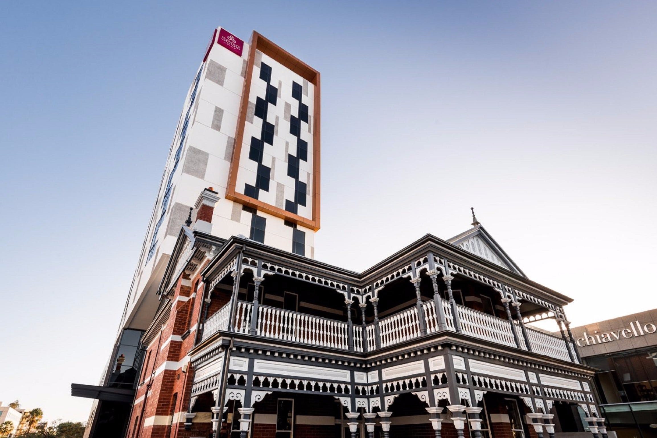 Sage Hotel West Perth - Accommodation Australia