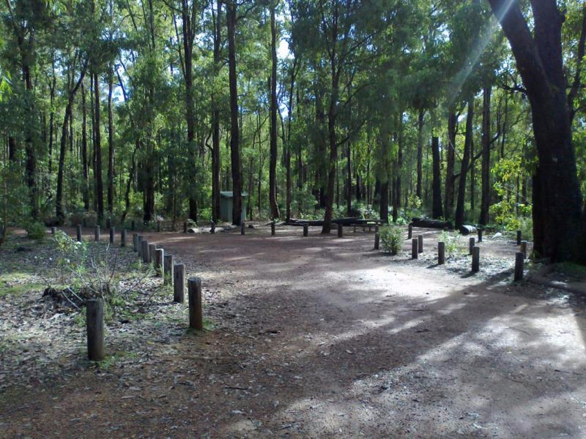 Stringers Camp at Lane Poole Reserve - Accommodation Australia