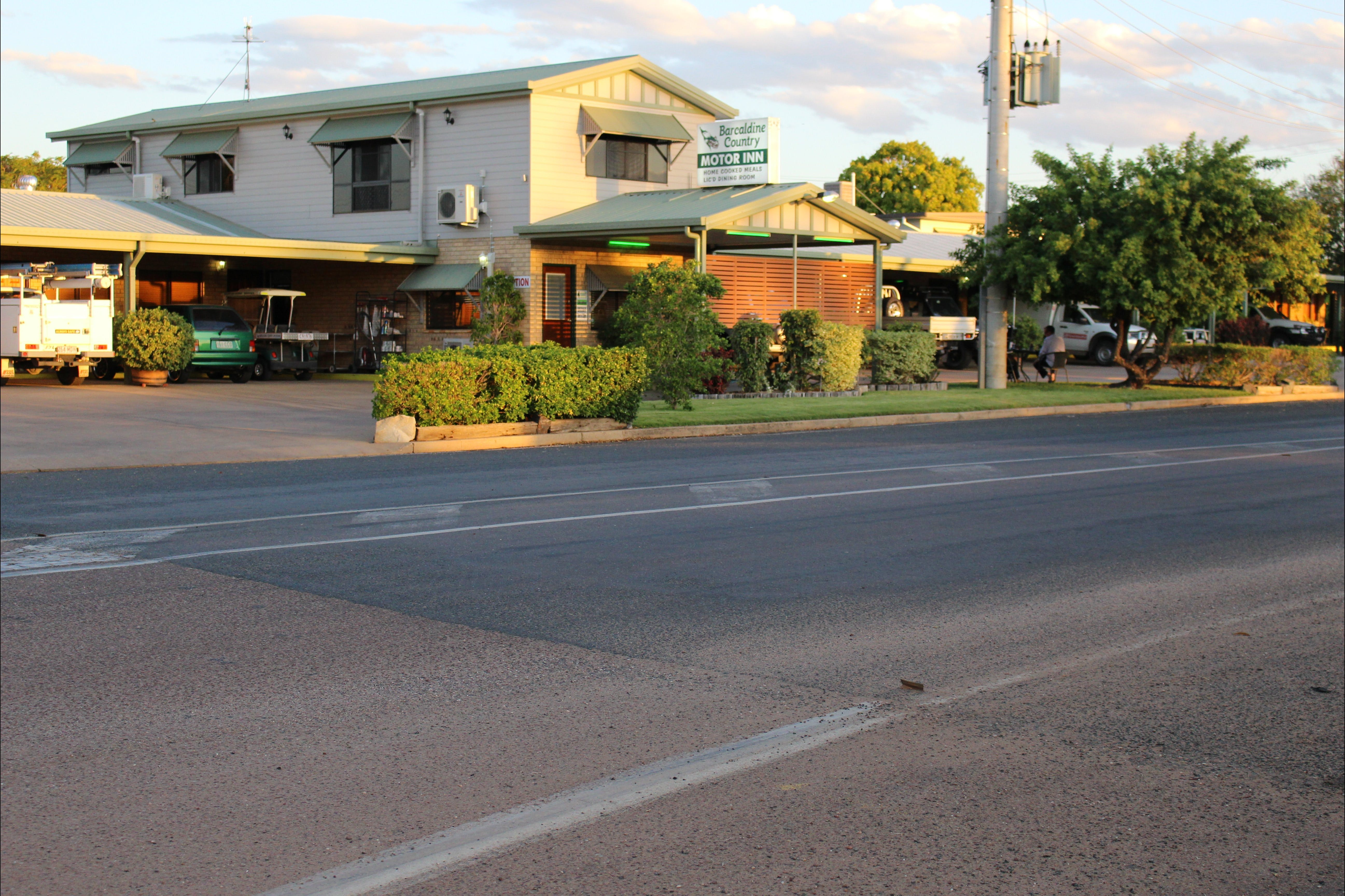 Barcaldine Country Motor Inn - Accommodation Australia