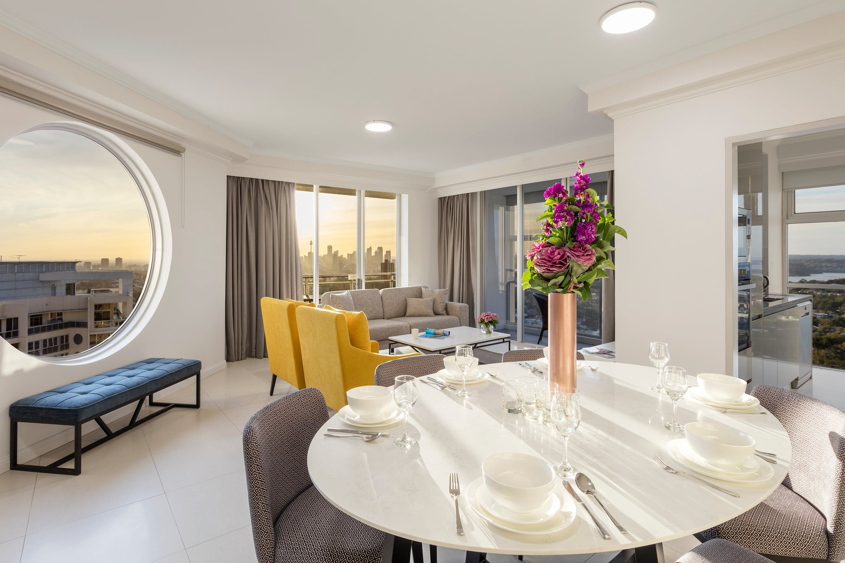 Meriton Suites Bondi Junction - Accommodation Australia
