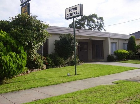 Bairnsdale Town Central Motel - Accommodation Australia
