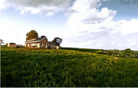 Hut on the Hill Heathcote - Accommodation Australia