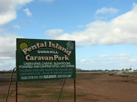 Pental Island Caravan Park and Holiday Farm - Accommodation Australia