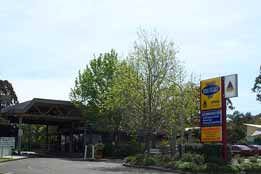 Sydney Hills Holiday Park - Accommodation Australia