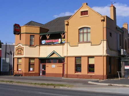 Cross Keys Hotel - Accommodation Australia