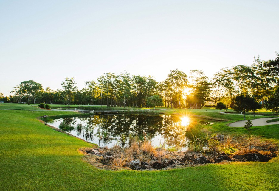 Tallwoods Golf Course and Resort - Accommodation Australia