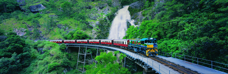 Kuranda Scenic Railway - Accommodation Australia