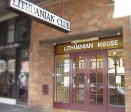 Lithuanian House Theatre - Accommodation Australia