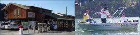 Brooklyn Central Boat Hire  General Store - Accommodation Australia