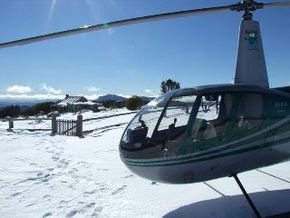 Alpine Helicopter Charter Scenic Tours - Accommodation Australia
