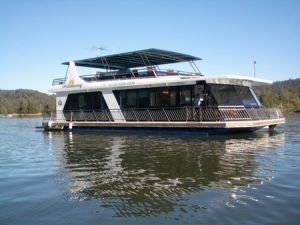 Able Hawkesbury River Houseboats - Accommodation Australia