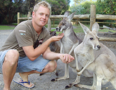 Caversham Wildlife Park - Accommodation Australia