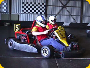 Indoor Kart Hire - Accommodation Australia