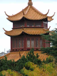 Chinese Garden of Friendship - Accommodation Australia