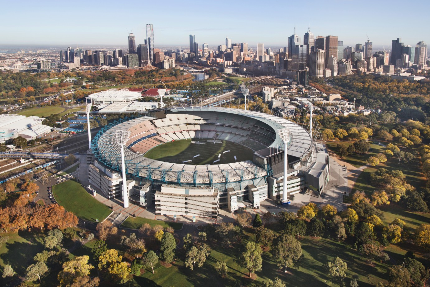 Melbourne Cricket Ground - Accommodation Australia