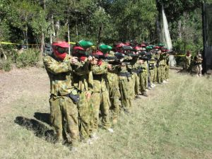 Top Gun Paintball Park - Accommodation Australia