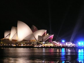 Sydney Opera House - Accommodation Australia