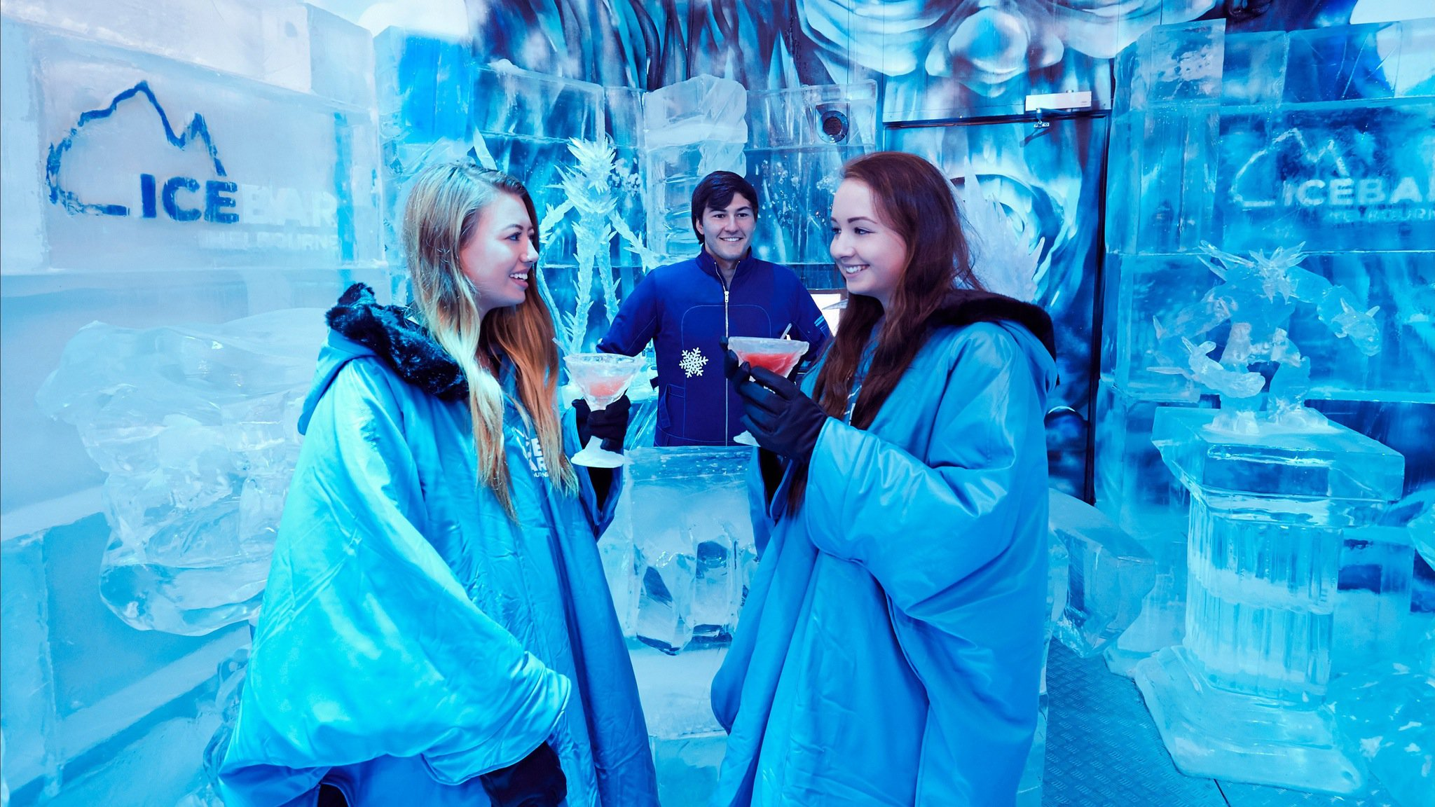 Icebar Melbourne - Accommodation Australia