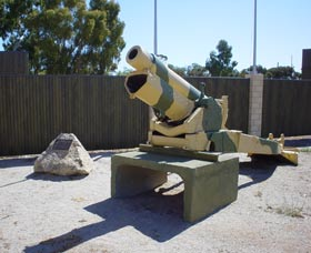 Military Museum Merredin - Accommodation Australia
