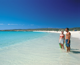Turquoise Bay - Accommodation Australia