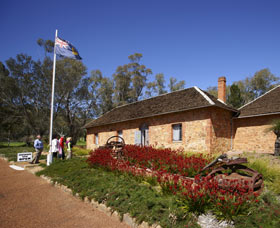 Old Gaol Museum Toodyay - Accommodation Australia