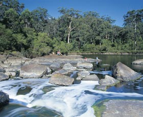 Frankland River - Accommodation Australia