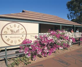 Dalgety House Museum - Accommodation Australia