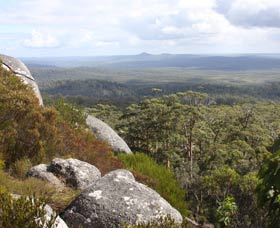 Mount Frankland Walpole - Accommodation Australia