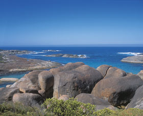 Elephant Rocks - Accommodation Australia