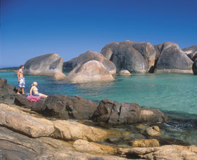 William Bay National Park - Accommodation Australia