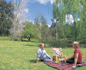Fred Jacoby Park - Accommodation Australia